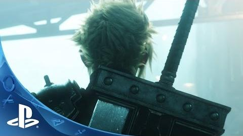 Final Fantasy VII - E3 2015 Trailer PS4