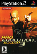 Pro Evolution Soccer 3 Cover