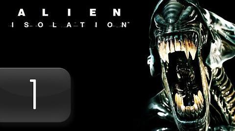 Mr. Odd - Let's Play Alien Isolation BLIND - Part 1 - Memories of Nostromo HARD
