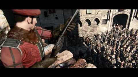 Assassin's Creed Brotherhood E3 Trailer Europe