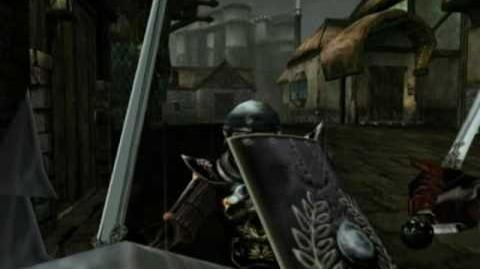 The Elder Scrolls III Morrowind Trailer