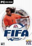 FIFA 2001 Cover