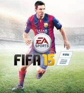 FIFA 15 Cover