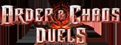 Order & Chaos Duels wordmark