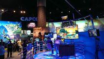 Capcom Booth E3 2014