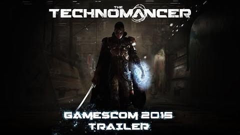 THE TECHNOMANCER GAMESCOM 2015 TRAILER