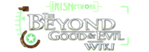 Beyond Good and Evil Wiki Banner Transparent