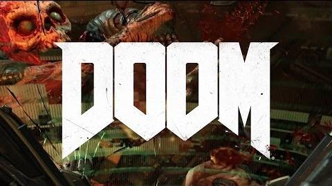 Doom Gameplay Trailer - Gamescom 2015