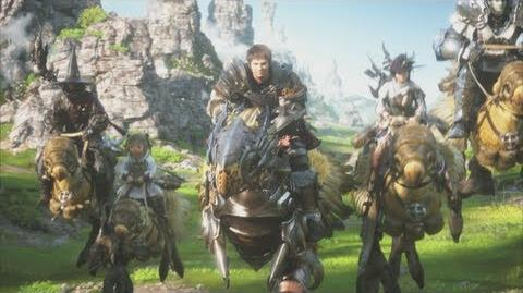FINAL FANTASY XIV A Realm Reborn - A New Beginning