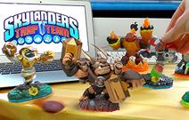 Skylanders hub
