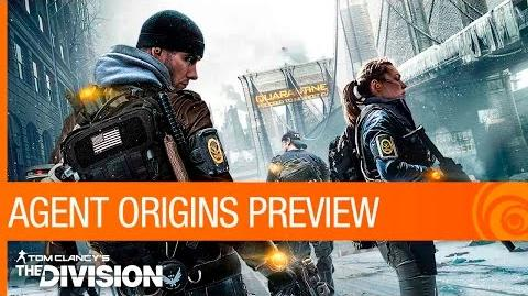 Tom Clancy's The Division Agent Origins Preview