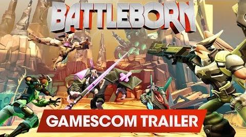 Battleborn Can't Get Enough (Gamescom 2015 Trailer)