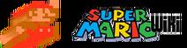 Mario wordmark