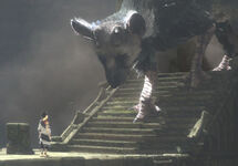 The Last Guardian Slider