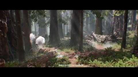 Star Wars Battlefront official trailer E3 (2015)
