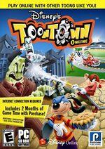 Toontown Boxart