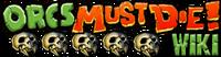 OrcsMustDieWordmark
