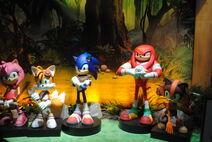 E3 2014 Sonic Characters