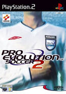 Pro Evolution Soccer 2 Cover