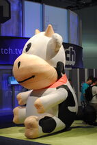 E3 2014 Harvest Moon Cow