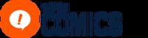 Comics hub wordmark