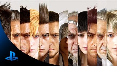 FINAL FANTASY XV - Announcement Trailer E3 2013
