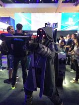 Destiny Cosplay E3 2014