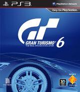 Gran Turismo 6 Cover