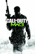 Call of Duty Modern Warfare 3 box art