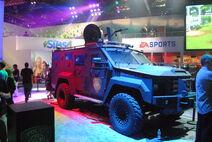 E3 2014 BF Hardline BearCat