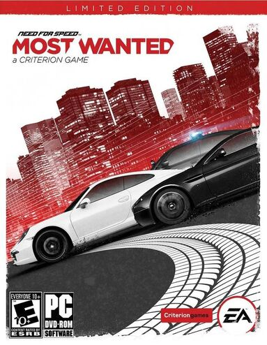 Most Wanted PC
