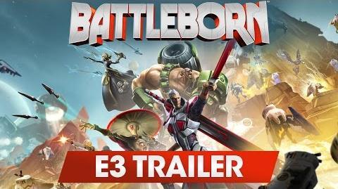 Battleborn For Every Kind of Badass (E3 2015 Trailer)