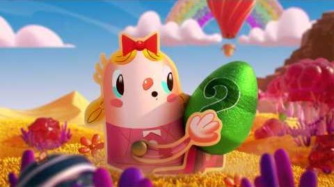 Candy Crush Saga TV Ad