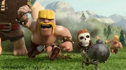 Clash of Clans You and This Army (Official TV Commercial)