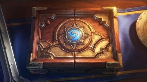 Hearthstone Heroes of Warcraft Cinematic
