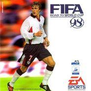 FIFA 98 Cover