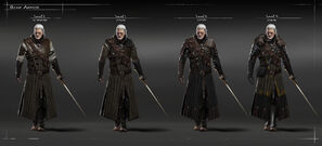 The Witcher 3 Wild Hunt-Bear armour 1407872239