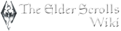Elder scrolls wordmark