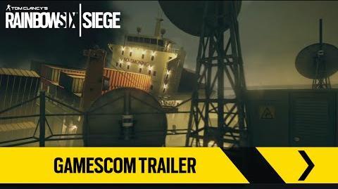 Tom Clancy's Rainbow Six Siege – Gamescom Trailer 2015 EUROPE