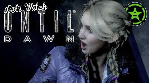 Let's Watch - Until Dawn