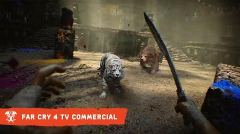 Far Cry 4 TV Commercial