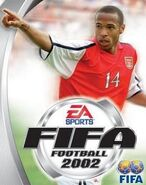 FIFA Football 2002 Cover