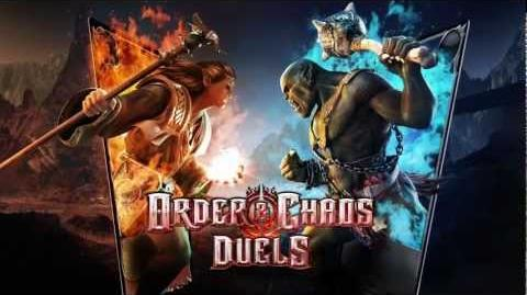 Order & Chaos Duels iPhone iPad Android - Launch Trailer