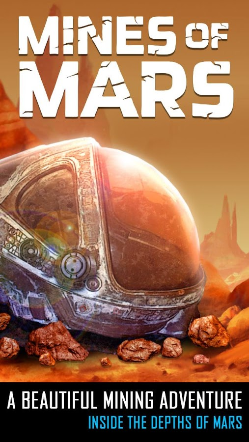 Mines of Mars Poster