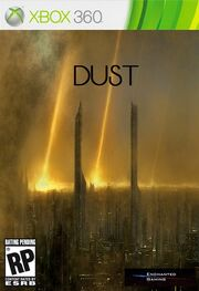 Dust - Cover