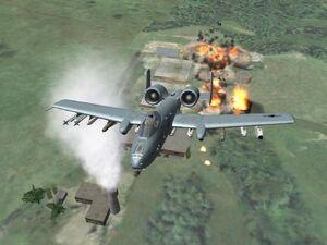 Burnt Skies Pre-Alpha Screenshot
