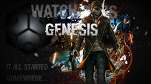 Watch Dogs Genesis poster v0.9.5