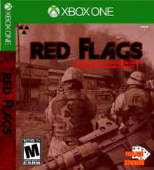 Red Flags game cover