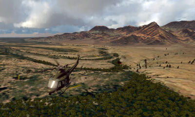 Burnt Skies Pre-Alpha Screenshot 2