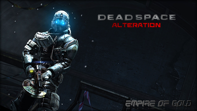 Dead space alteration poster